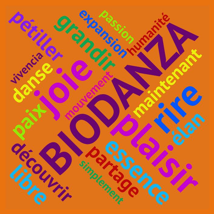 Biodanza avec Aime Vis Danse